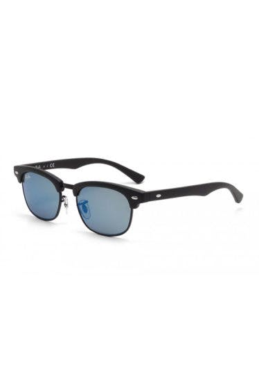 ray-ban-clubmaster-black-matte-rj9050s-100s-55-45-16-junior-mirror