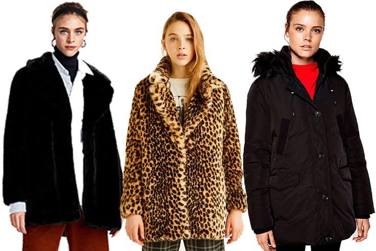 Los mejores abrigos para conseguir en las rebajas de invierno en Plaza Mayor