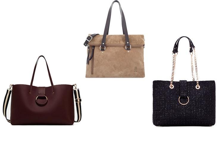Las mejores rebajas en bolsos de moda