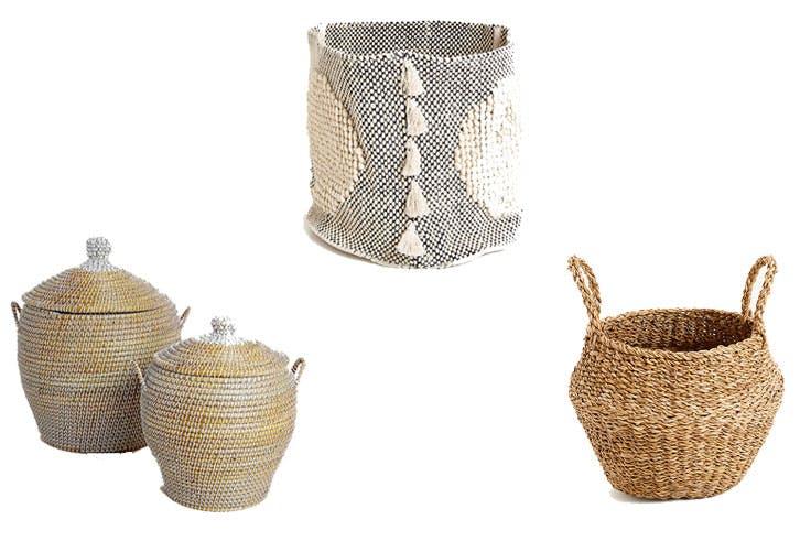 Materiales naturales en decoración
