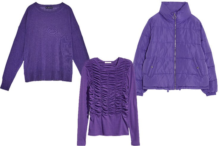 Moda en color Ultra Violet
