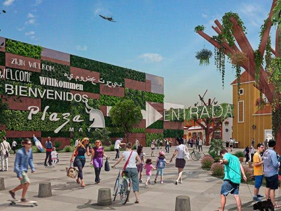 Reformas en el centro de Plaza Mayor