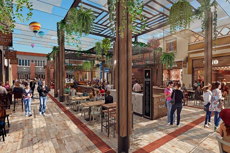 Nuevas instalaciones de Plaza Mayor