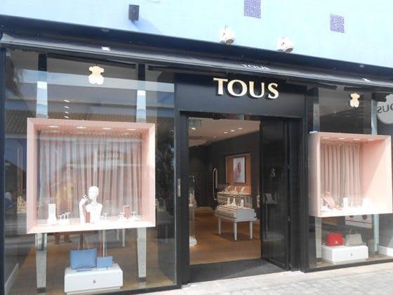 Nueva apertura de Tous