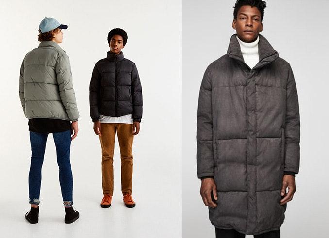 abrigos de hombre invierno