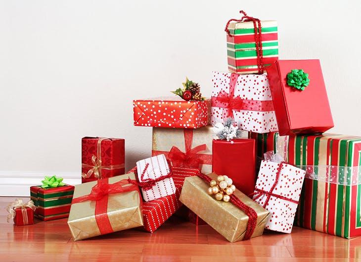 paquetes regalos reyes