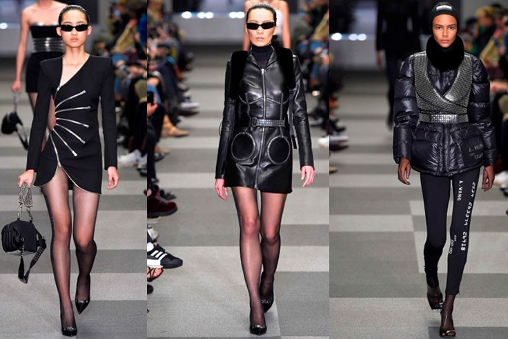 Tendencias de moda de la New York Fashion Week