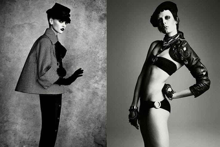 Las fotografías de moda más icónicas