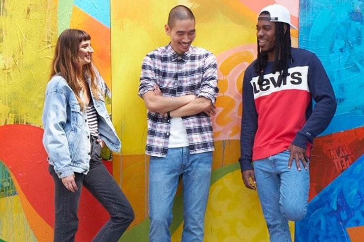 Promociones de moda en Levi's