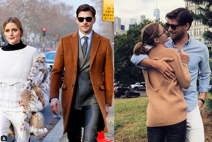 Parejas de celebrities con estilo