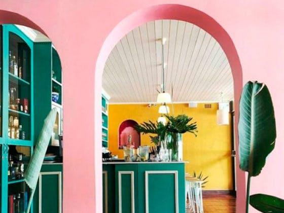 Color block la nueva tendencia de decoración