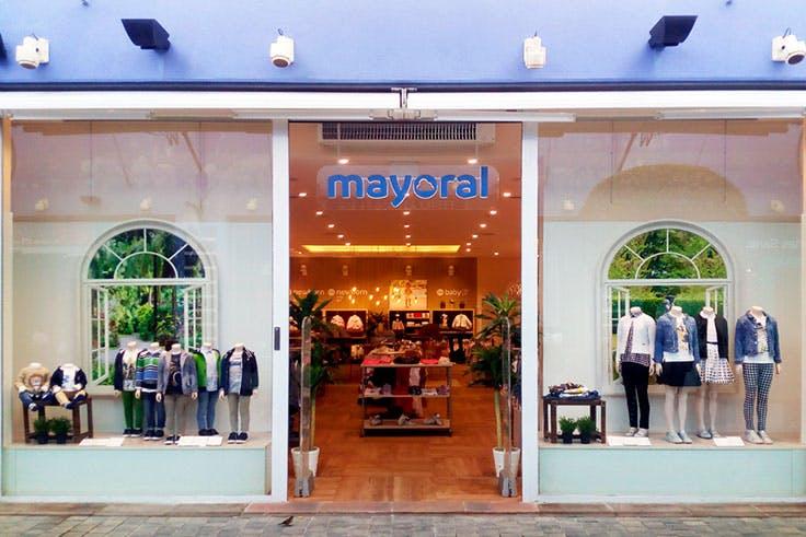 Nueva tienda Mayoral en Plaza Mayor