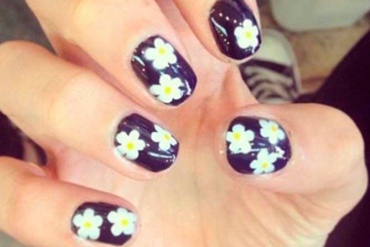 Decoración de uñas promaverales