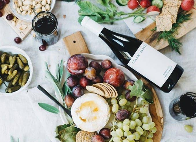 comida healthy Instagram