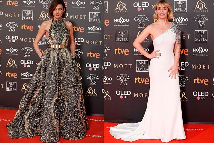 premios goya 2019 los mejores vestidos nieves alvarez