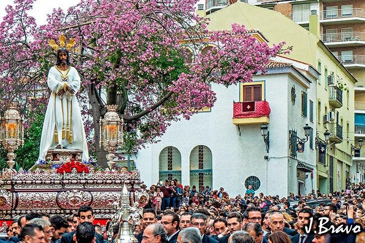 Lo mejor de la Semana Santa de Málaga 2018