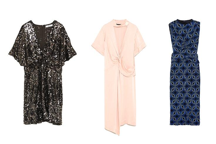 Ideas originales para bodas con vestidos largos de Zara