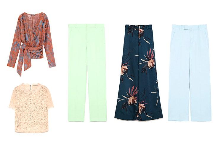Ideas originales para boda con prendas de Zara