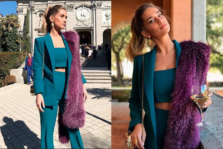Ideas originales para bodas con tu traje clásico de chaqueta