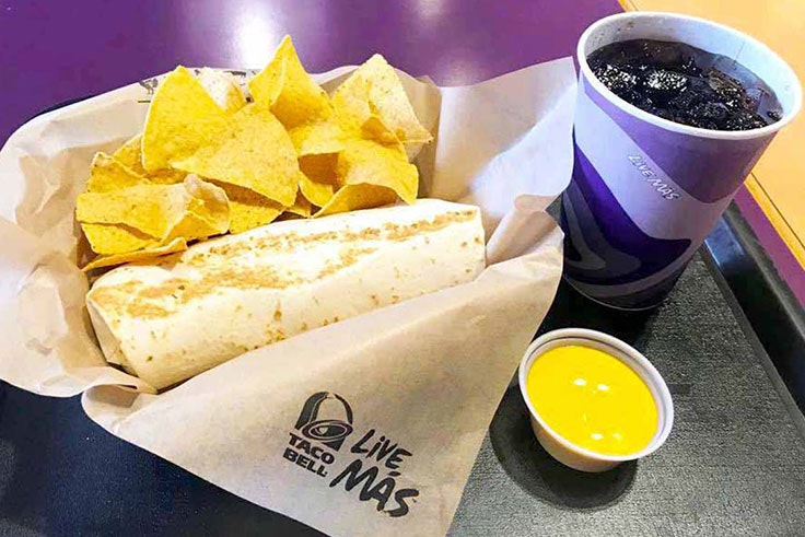 Promociones exclusivas en Taco Bell de Plaza Mayor