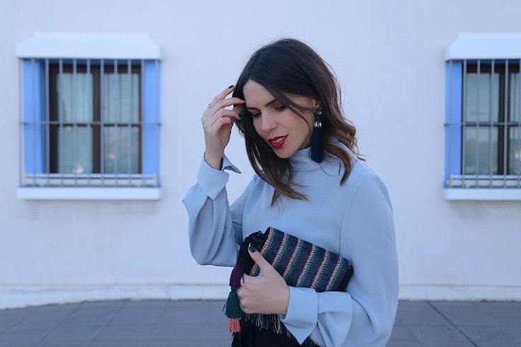 Influencer Ana de Bedoya