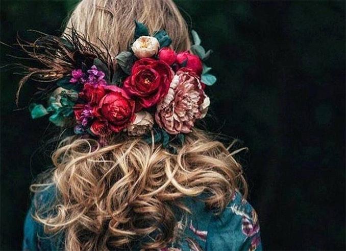 peinados para eventos