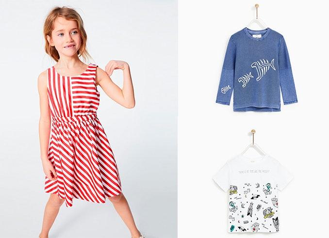 Moda infantil 2018: nueva temporada primavera verano