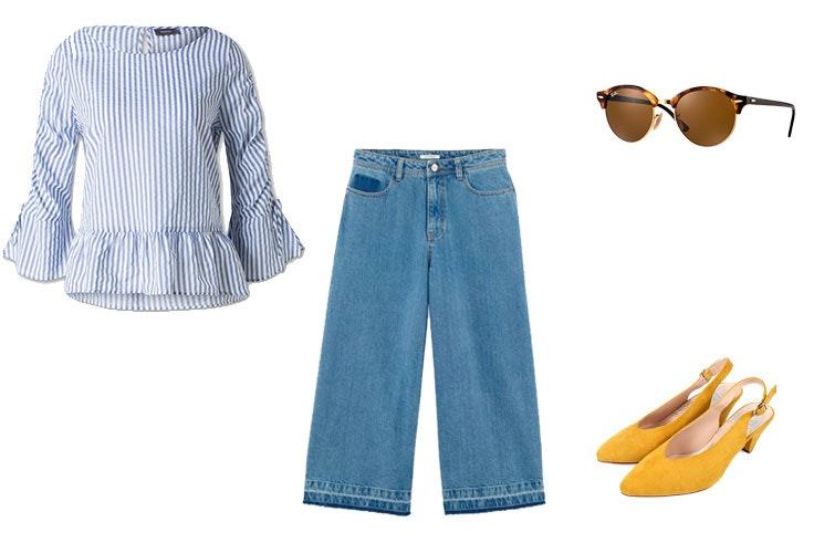 Look de primavera de Fashion