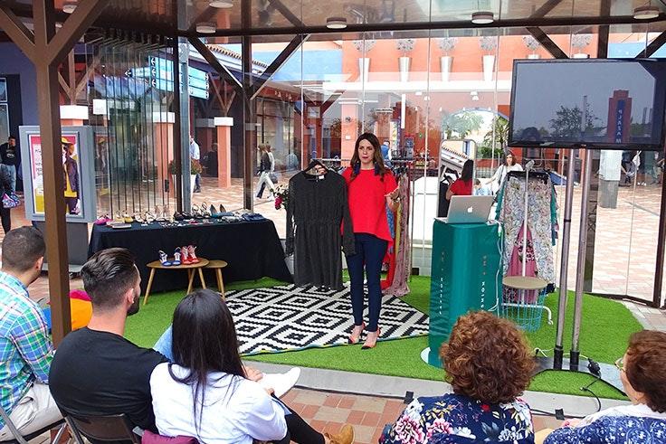 Ana de Bedoya talleres de moda y belleza