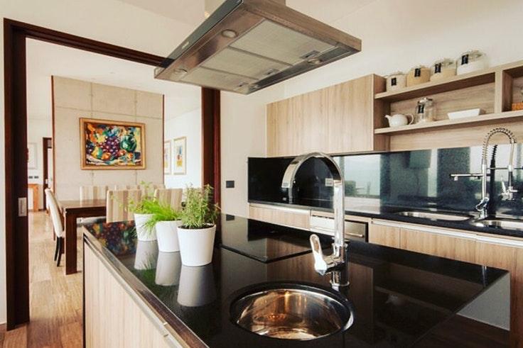 Ideas de decoración para cocinas con islas