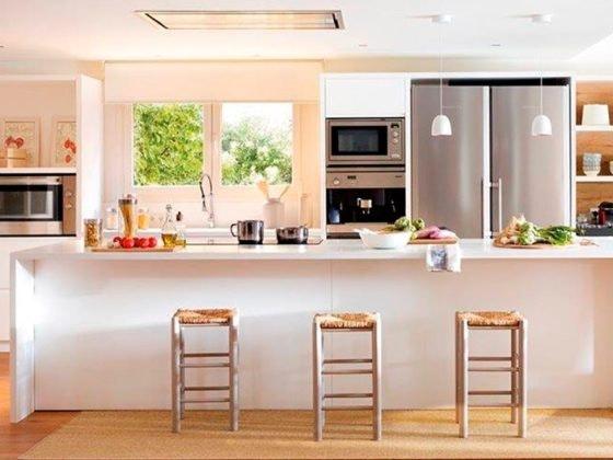 Ideas para decorar cocinas modernas 2018