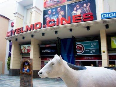 Fiesta del Cine en los cines Yelmo de Plaza Mayor