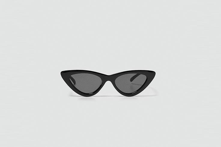 Tendencia de gafas de sol estilo retro