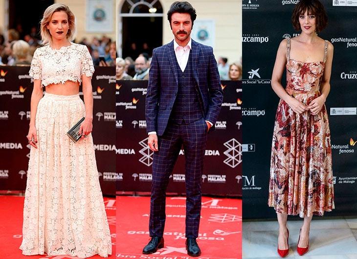 Los mejores looks del Festival de Cine de Málaga
