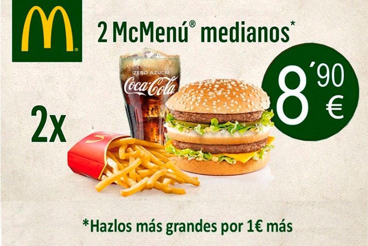 Promoción-McDonald