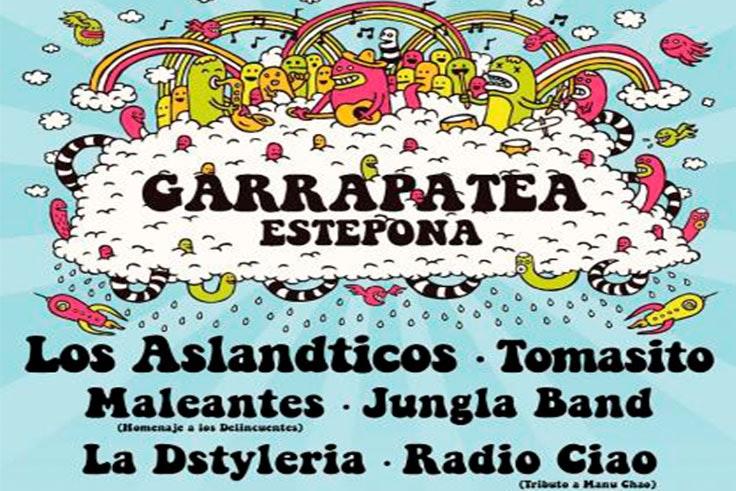 Festival Garrapatea en Estepona 2018