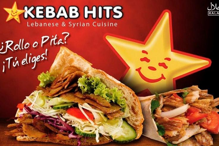 promociones exclusivas en Kebab Hits