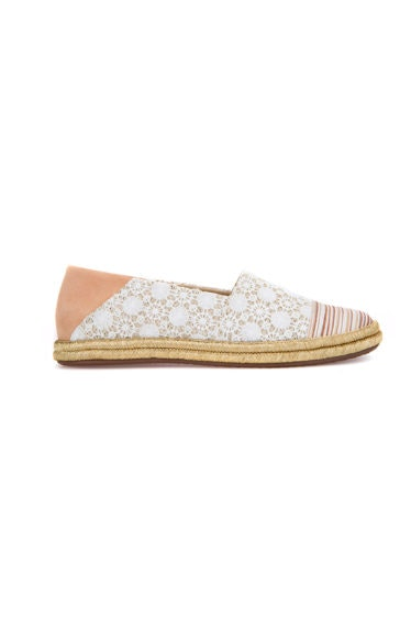 zapatillas slip on blancas