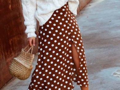 La tendencia de falda pareo que arrasa esta temporada