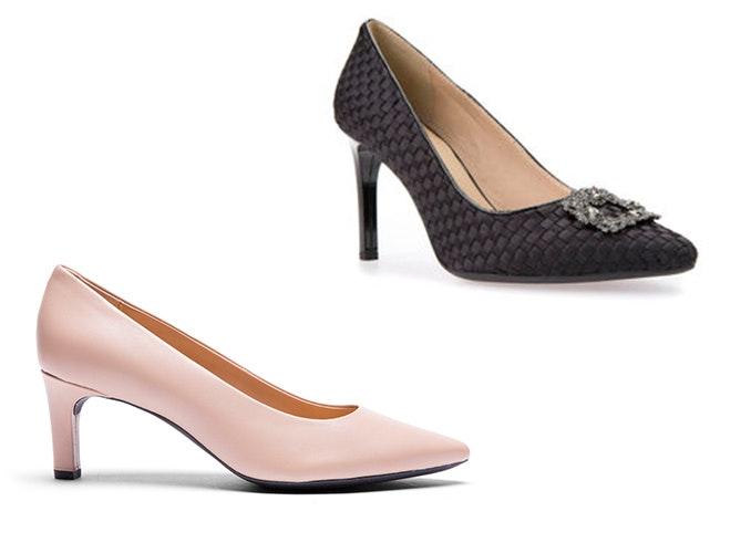 zapatos de tacón invitada de boda