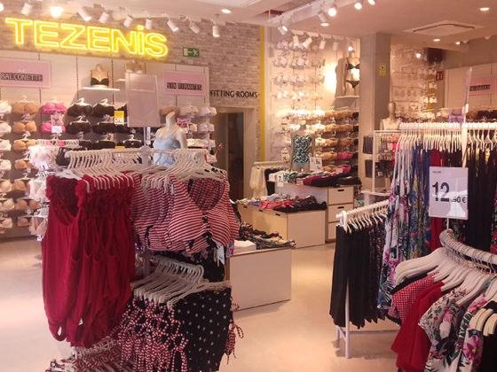 Nueva apertura de Tezenis en Plaza Mayor
