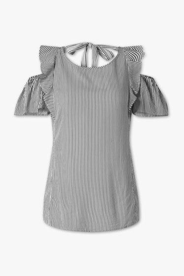 blusa rayas