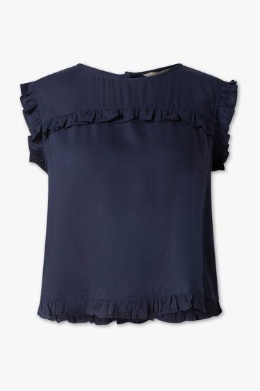 blusa marino