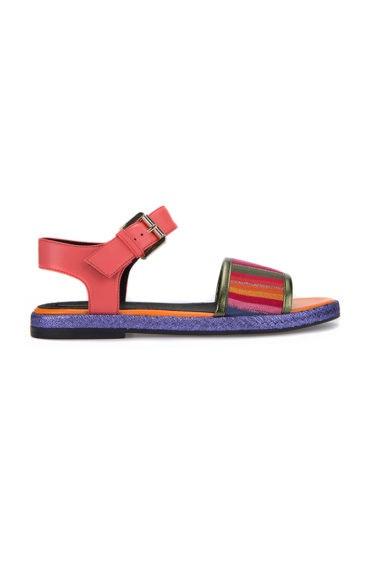 sandalias de colores geox