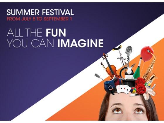 summer festival malaga