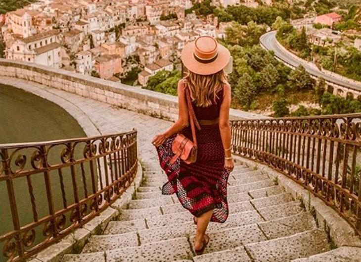 Wishlist de viaje con prendas de Fashion