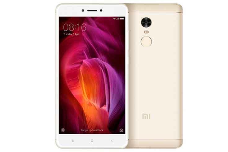 Los mejores móviles 2018 calidad-precioXiaomi Redmi Note 4