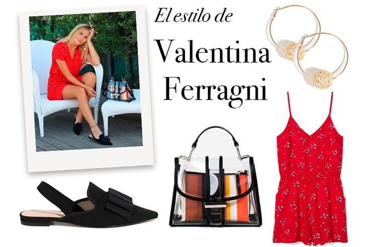 El estilo de Valentina Ferragni