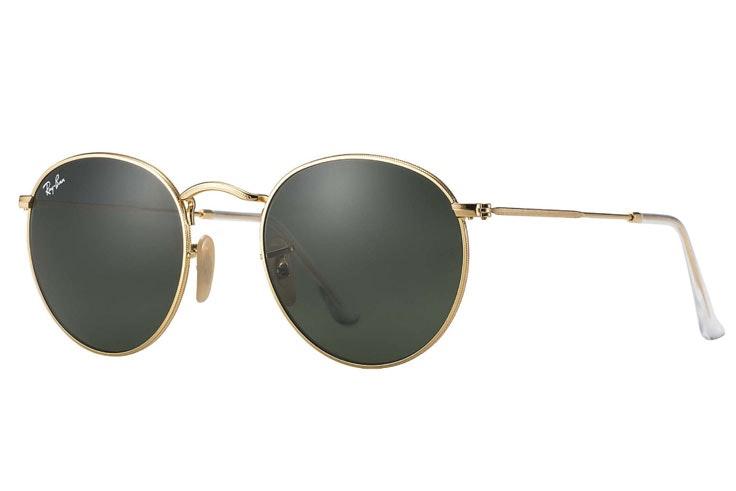 gafas-de-sol-doradas-ray-ban-soloptical