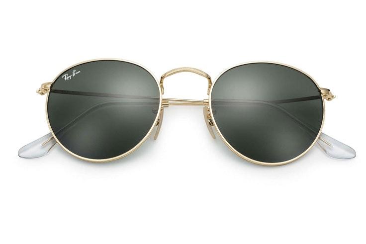 gafas-de-sol-redondas-metal-ray-ban-soloptical